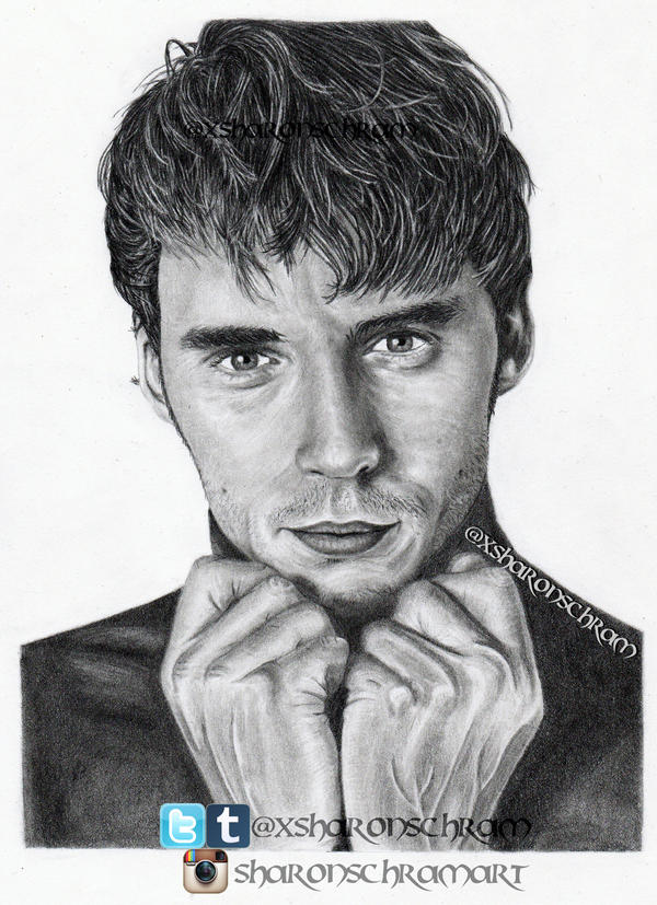 Sam Claflin by Sharsel