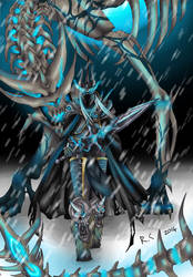 Lich King by Faedron