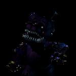 Nightmare Toy Shadow Freddy