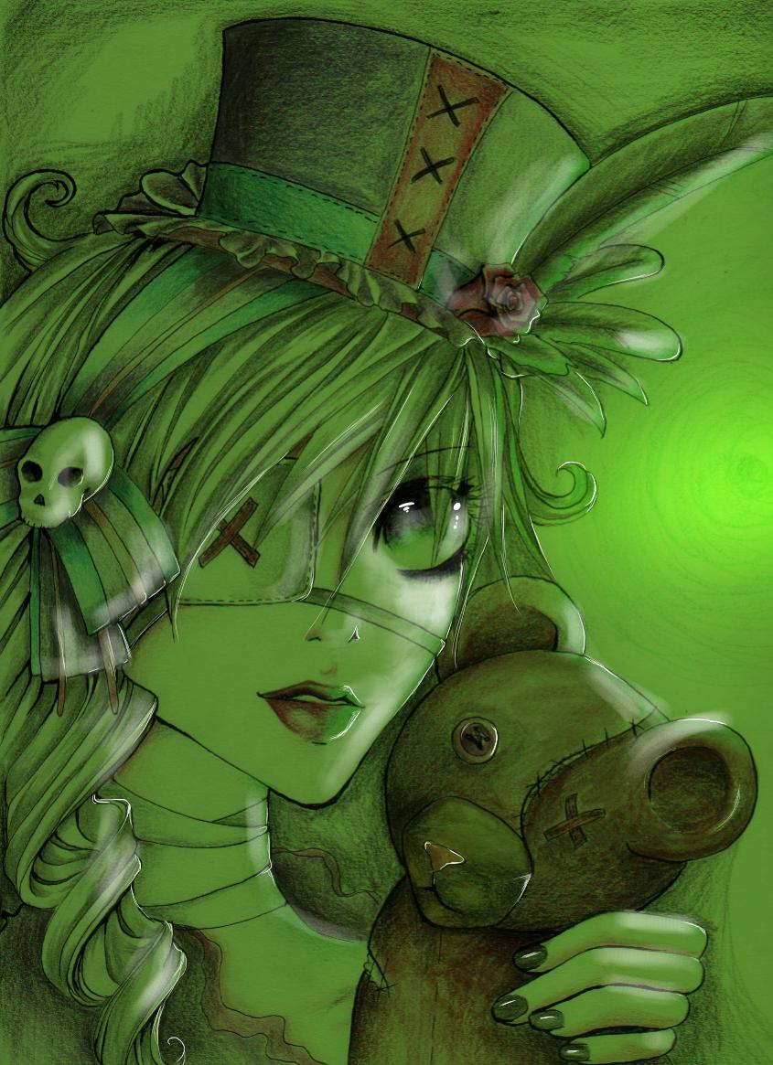 Green Light by SoLe-Art