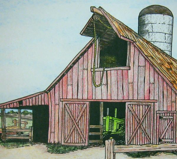 OLD BARN 2 By Uncledave
