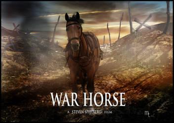 War Horse by turkill
