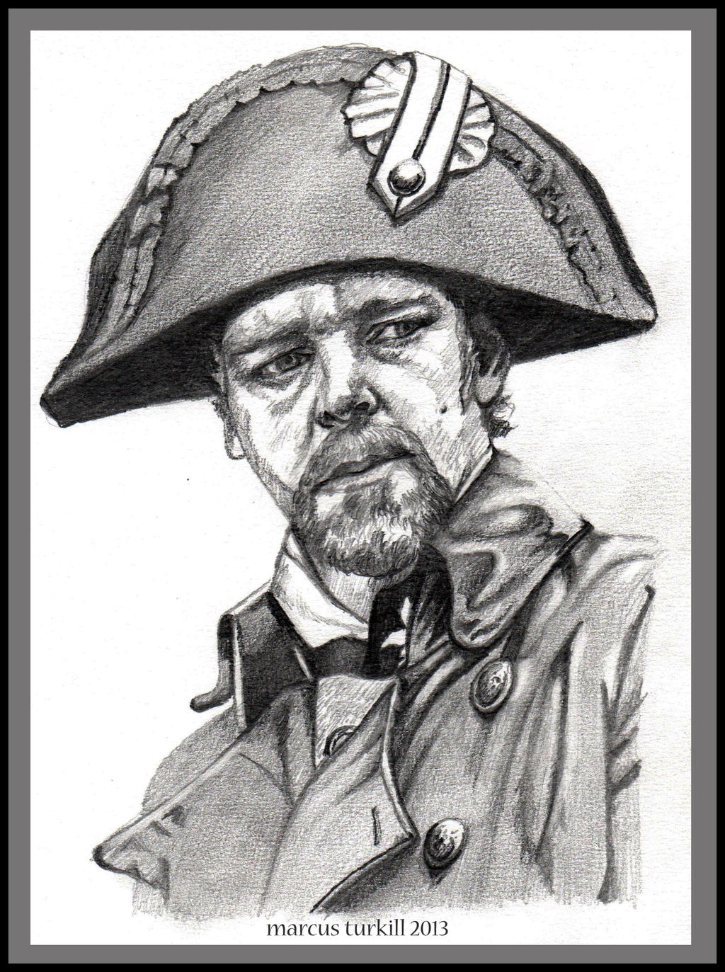Russell Crowe es Javert by turkill
