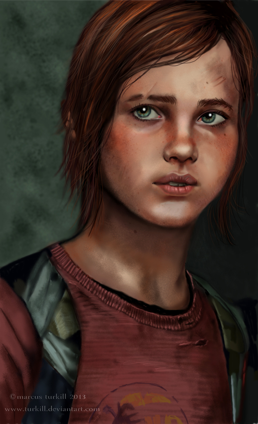 Ellie. The last of Us. by turkill