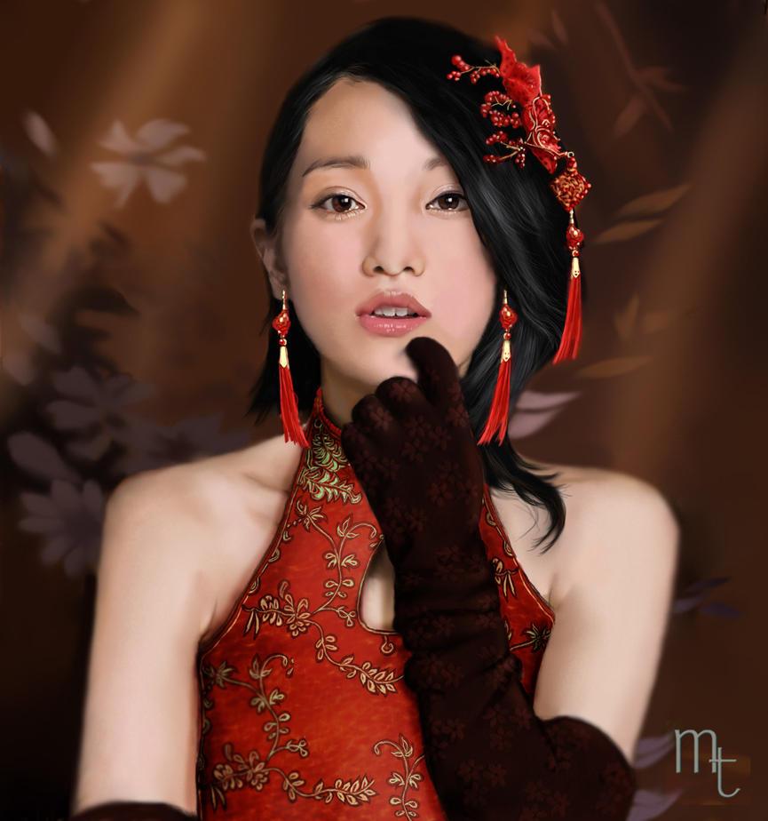 Xun Zhou by turkill