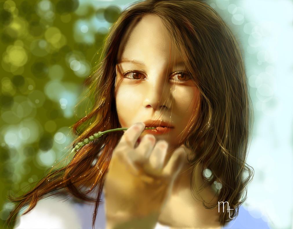 Portrait by turkill