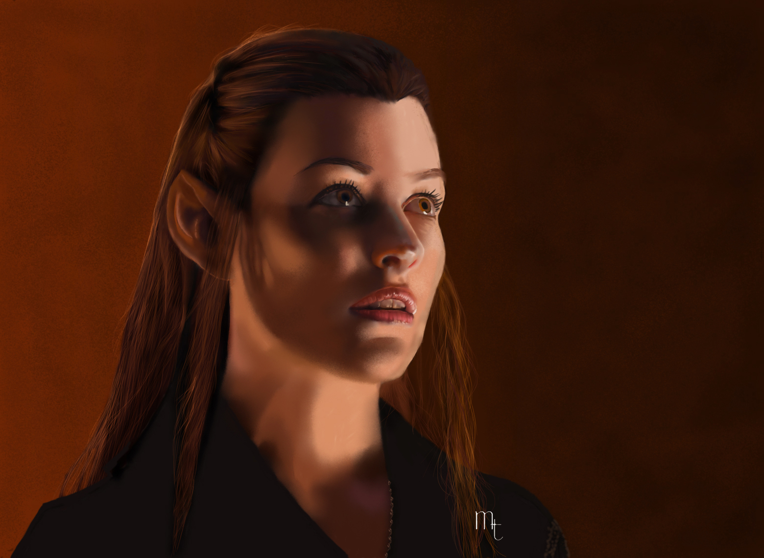 Tauriel by turkill