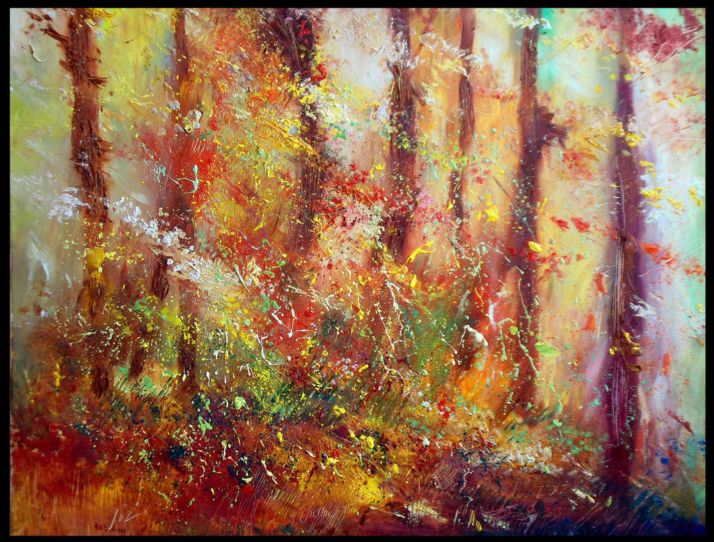 Esencia. Primavera by turkill