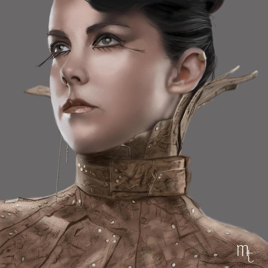 Johanna Mason by turkill