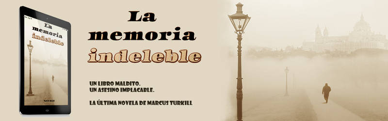 La memoria indeleble. Banner.