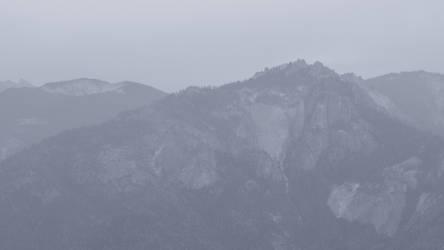 Foggy Weather by BlopaLFC