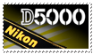 Nikon D5000 Stamp by ebda3TM