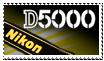 Nikon D5000 Stamp by ebda3TM