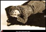 London Andrews - Tiger Print 2