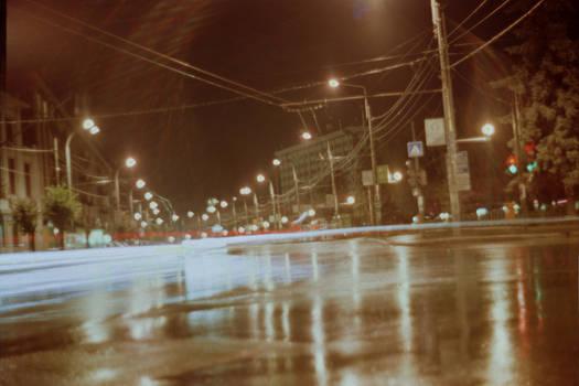 Ploiesti by night