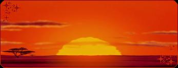 The Lion King Sunset Divider F2u By Marshvall On Deviantart