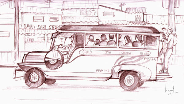 jeepney philippines drawing 28 images jeepney by delta touch kitchen faucet dripping touch activated kitchen faucet