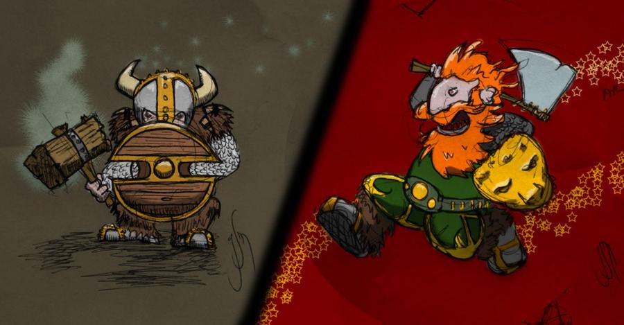Dwarf_Warriors_by_redraevyn.jpg