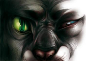 His Other Eye by Puolukkapiirakka