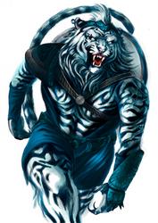 Berserker Warrior by Puolukkapiirakka