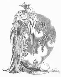 Lantern Bird by Puolukkapiirakka