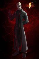 Wesker by MPdigitalART