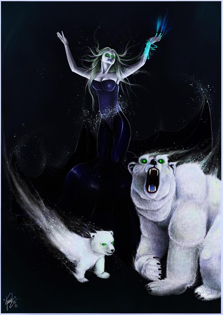 Winters Wrath by JoJoesArt