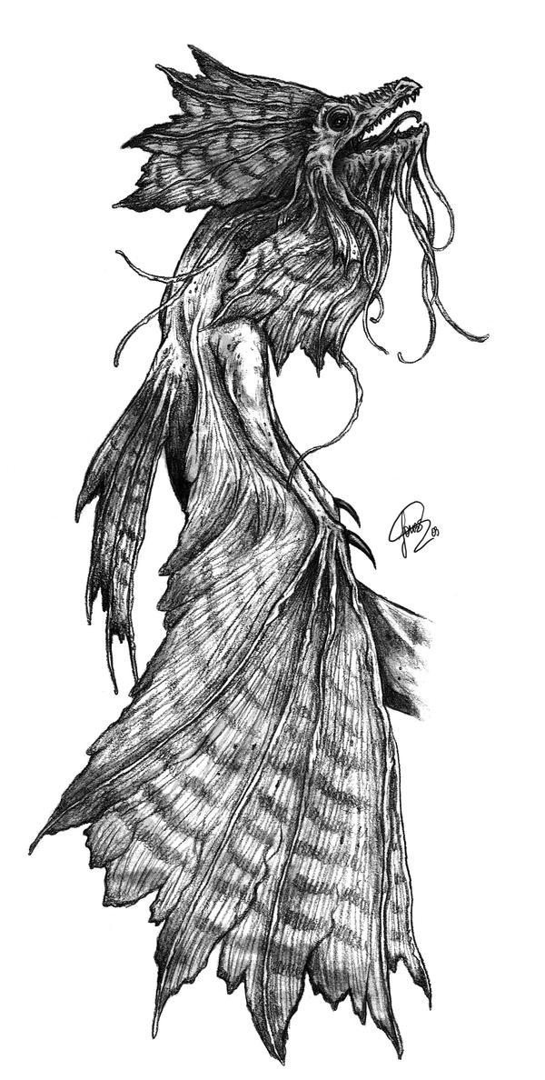 Grandpa Dragon by sanguisGelidus