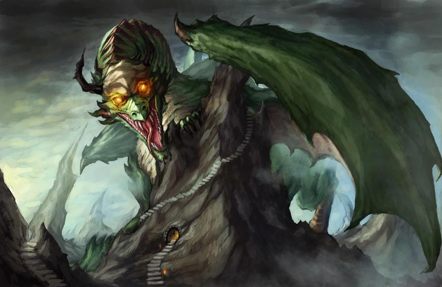 Demoniac by JoJoesArt