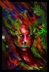 Schizophrenia by JoJoesArt