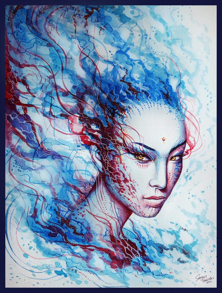 Spirit of the Ocean by JoJoesArt