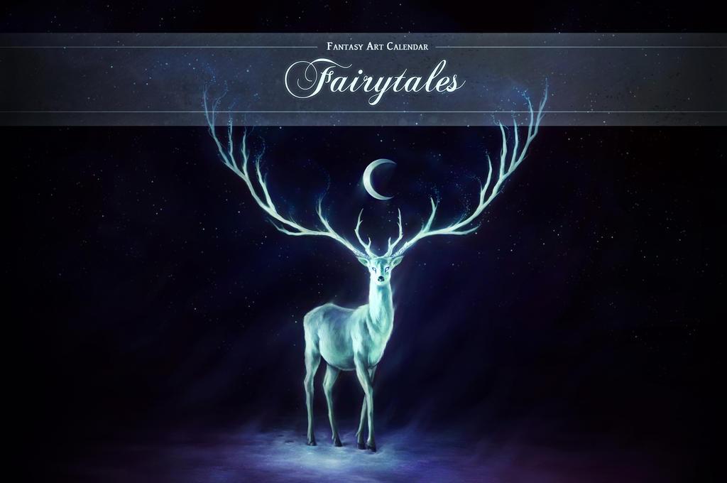 Fairytales - Fantasy Art Calendar by JoJoesArt