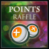 500 Points Raffle (OVER! Winners announced!)