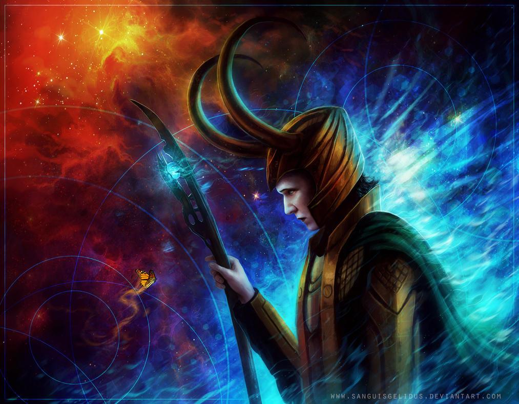 Loki by sanguisGelidus