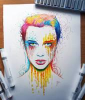 Scars  by JoJoesArt