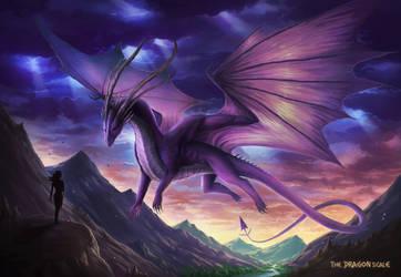 The Dragon Scale by JoJoesArt
