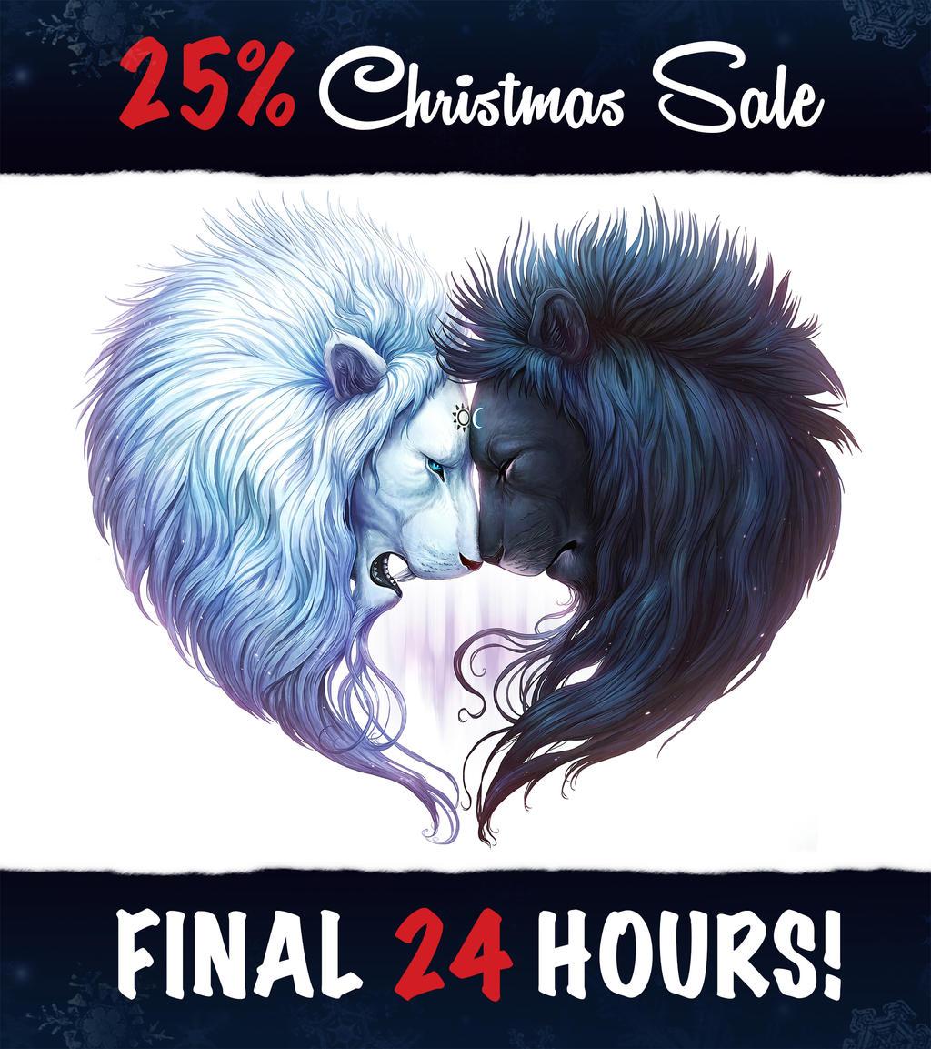 Christmas Sale FINAL Brotherhood by JoJoesArt