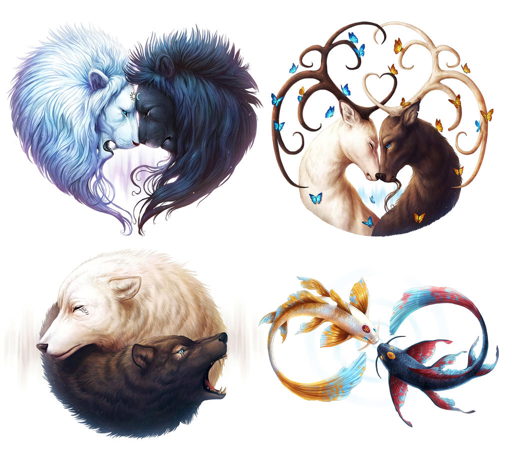 symbols of life by jojoesart on deviantart