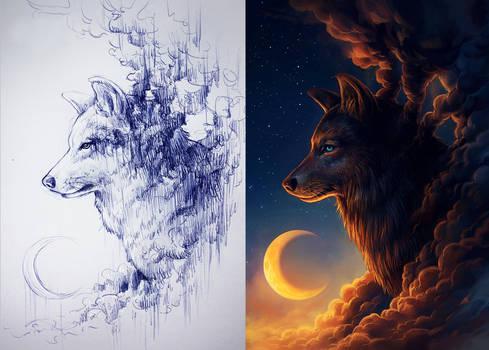 Sketch vs Color