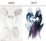 Never give up on your art!