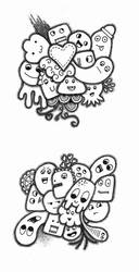 Doodles - :) by AnitaPrime
