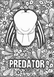 Doodles - Predator by AnitaPrime