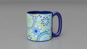 Mug arabian 2