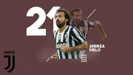 Pirlo Wallpaper - Juventus