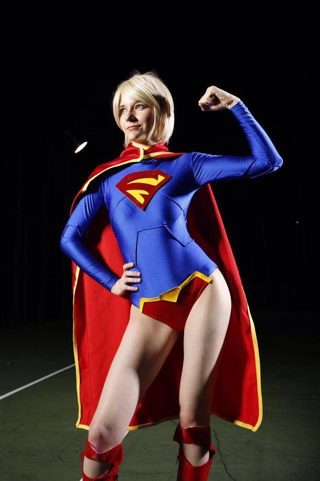 Girl of Steel by musableCOSPLAY