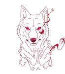 Wolf by KeitiWolf