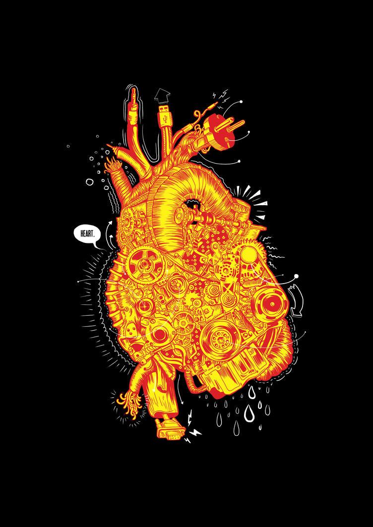 Heart by zilm