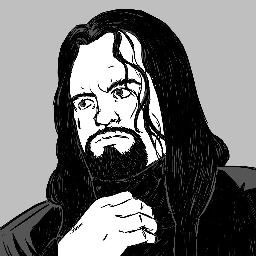 Pin undertaker coloring pa on pinterest for Undertaker coloring pages