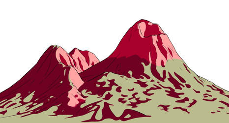 Vesuvius by AliceSacco