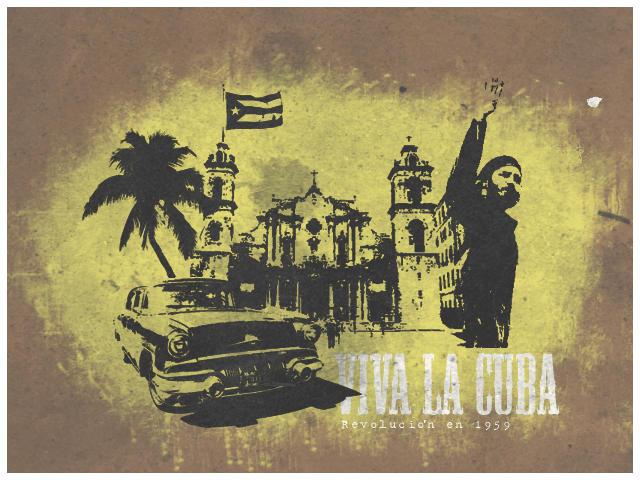 Кубинская революция открытки 12